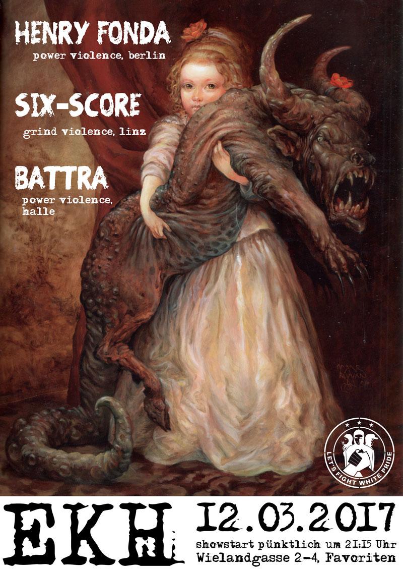 Henry Fonda // Battra // Six-Score @ekh