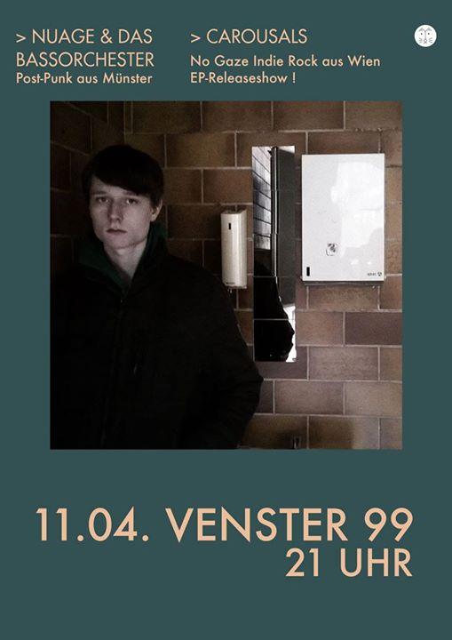 Nuage & Das Bassorchester // Carousals @Venster99