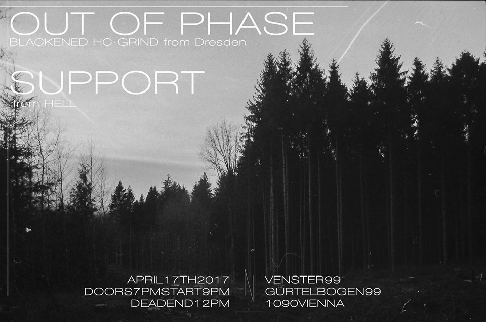 Out of Phase @Venster99