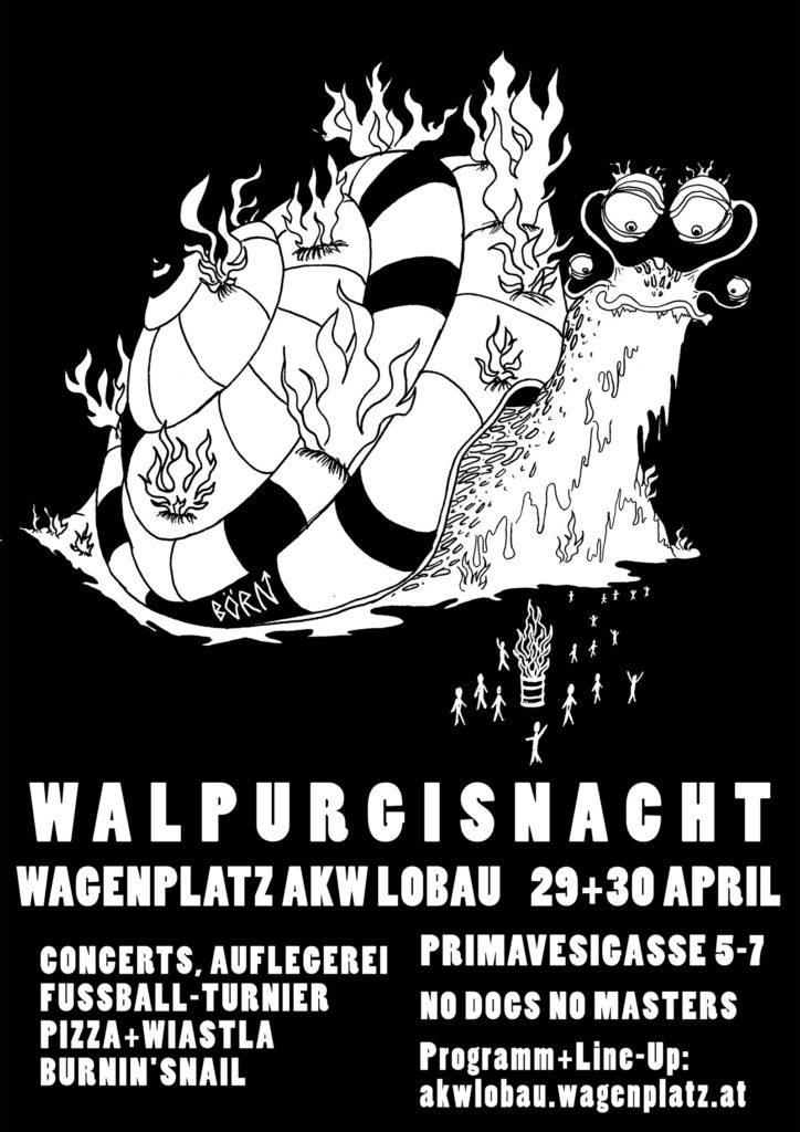 Walpurgisnacht @AKW Lobau