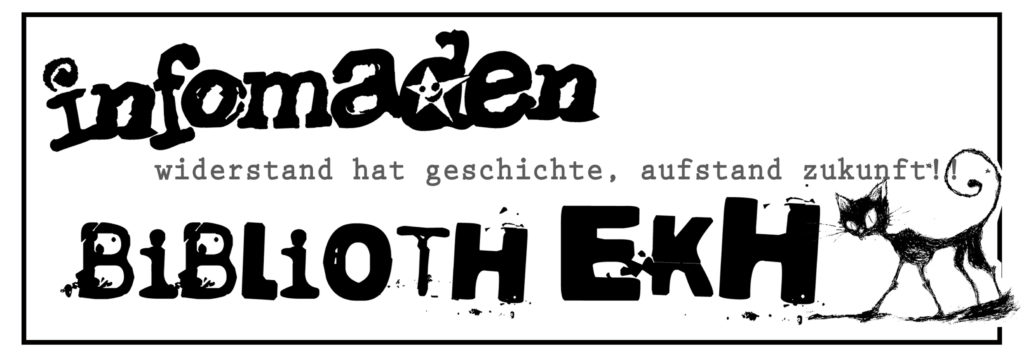 Offenes Infoladenplenum/treffen @ekh